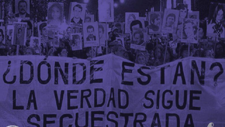 STMB: CONMEMORA EL DIA NACIONAL DE LA MEMORIA LA VERDAD Y LA JUSTICIA