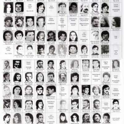 24 DE MARZO: LOS DESAPARECIDOS DE BERAZATEGUI