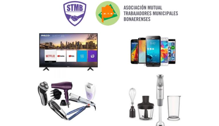 STMB: CONVENIO PARA LA COMPRA DE ELECTRODOMESTICOS
